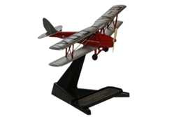 de Havilland DH.82A G-ACDA The de Havilland School of Flying (1:72), Oxford Diecast 1:72 Scale Models Item Number 72TM003