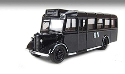 Bedford OWB Bus Royal Navy (1:76), Oxford Diecast 1:72 Scale Models Item Number 76OWB001