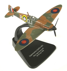 Spitfire Mk.I Sgt. Ralph Havercroft, No. 92 Squadron, August, 1940 (1:72), Oxford Diecast 1:72 Scale Models Item Number AC001