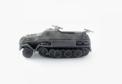 Sd.Kfz.8 DB10 Gepanzerte 12T, Grey (1:72), Precision Model Art Item Number PMA-P0316