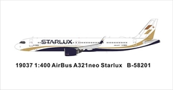 Starlux Airlines A321neo B-58201 The First Starlux A321neo (1:400)