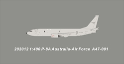 Royal Australian Air Force B 737-800 A47-001 (1:400)