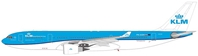 KLM Royal Dutch Airlines A330-200 PH-AOM (1:400)