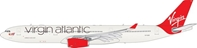Virgin Atlantic A340-300 G-VLUV (1:400) by Phoenix 1:400 Scale Diecast Aircraft Item Number: PH11536