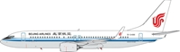 Beijing Airlines B737-800 Winglets B-5486 (1:400) -, Phoenix 1:400 Scale Diecast Aircraft, Item Number PH4BJN1824