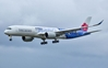 "China Airlines A350-900 ""Carbon Livery"" B-18918 (1:400)"