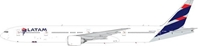 LATAM B777-300ER PT-MUI (1:400)- Preorder item, order now for future delivery, Phoenix 1:400 Scale Diecast Aircraft, Item Number PH4LAN1854
