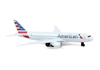 "American Airlines Airliner - New Colors (5""), Realtoy Diecast Toys Item Number RT1664-1"