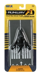 "F-117 Stealth Fighter (Approx. 5"") by Runway 24 item number: RW100"