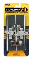 "P-51 Mustang, Tuskegee Airmen (Approx. 5"") by Runway 24 item number: RW190"