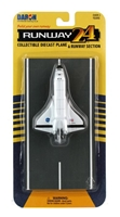 "Space Shuttle Discovery (Approx. 5"") by Runway 24 item number: RW220"