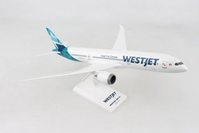 WestJet 787-9 (1:200) by SkyMarks Airliners Models item number: SKR1002