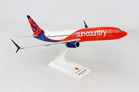 Sun Country 737-800 New Livery 1:130 by SkyMarks Airliners Models item number: SKR1006