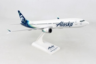Alaska 737 Max 9 (1:130) by SkyMarks Airliners Models item number: SKR1007