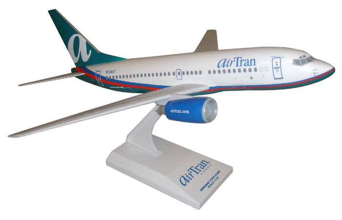 Airtran B737-700 (1:130), SkyMarks Airliners Models Item Number SKR177