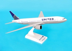 United 777-200 Post Continental Merger Livery (1:200), SkyMarks Airliners Models Item Number SKR597