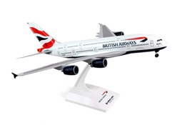 British Airways A380 G-XLEA (1:200) by SkyMarks Airliners Models item number: SKR652