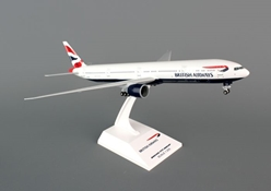 British Airways 777-300ER w/Gear G-STBC (1:200) by SkyMarks Airliners Models item number: SKR661