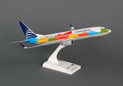 Copa 737-800 Junio Livery (1:130), SkyMarks Airliners Models Item Number SKR689