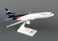 World Airways MD-11 (1:200), SkyMarks Airliners Models Item Number SKR721