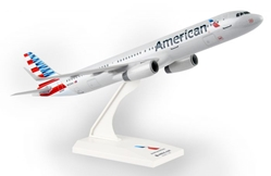 American A321 (1:150) New Livery by SkyMarks Airliners Models item number: SKR753