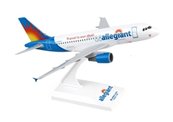 Allegiant A319 (1:150) by SkyMarks Airliners Models item number: SKR779