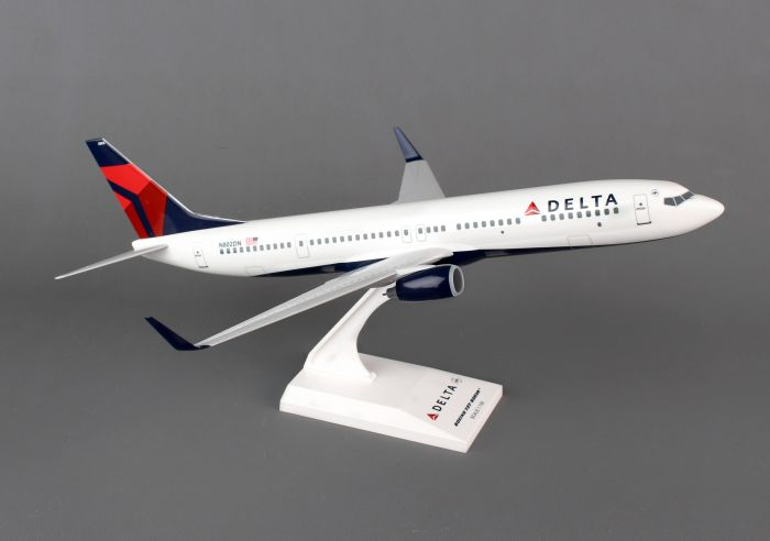 Delta 737-900 (1:130) New Livery by SkyMarks Airliners Models item number: SKR826