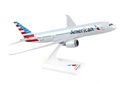 American 787-8 New Colors (1:200) by SkyMarks Airliners Models item number: SKR827
