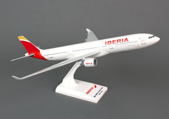 Iberia A330-300 (1:200) by SkyMarks Airliners Models item number: SKR836