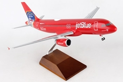 Jetblue A320 (1:100) FDNY by Skymarks Supreme Desktop Aircraft Models item number: SKR8360