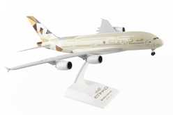 Etihad A380-800 (1:200) by SkyMarks Airliners Models item number: SKR840
