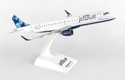"JetBlue ERJ-190 ""Blueberries"" (1:100) by SkyMarks Airliners Models item number: SKR851"