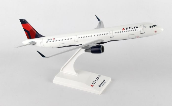 Delta A321 Sharklets (1:150) by SkyMarks Airliners Models item number: SKR878