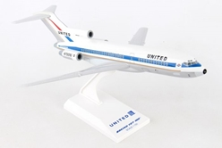 United 727-100 MUSEUM OF FLIGHT 1:150 by SkyMarks Airliners Models item number: SKR896