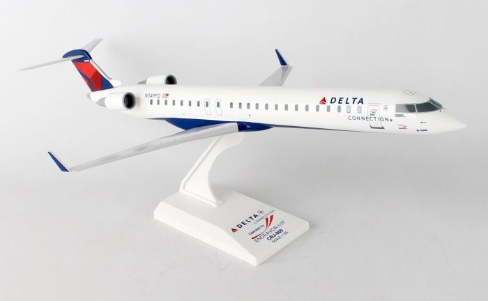 "Delta CRJ-900 ""Endeavour Air"" N349PQ (1:100) by SkyMarks Airliners Models item number: SKR903"