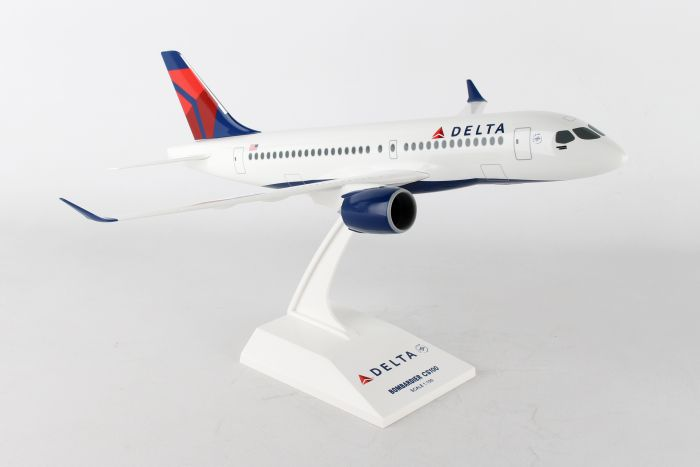 Delta CS100 (1:100) - New Mould by SkyMarks Airliners Models item number: SKR914