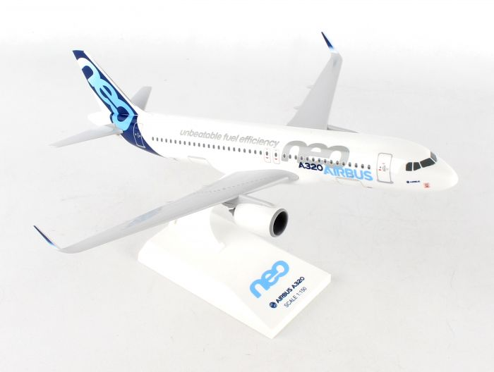Airbus A320neo House Colors (1:150) by SkyMarks Airliners Models item number: SKR939