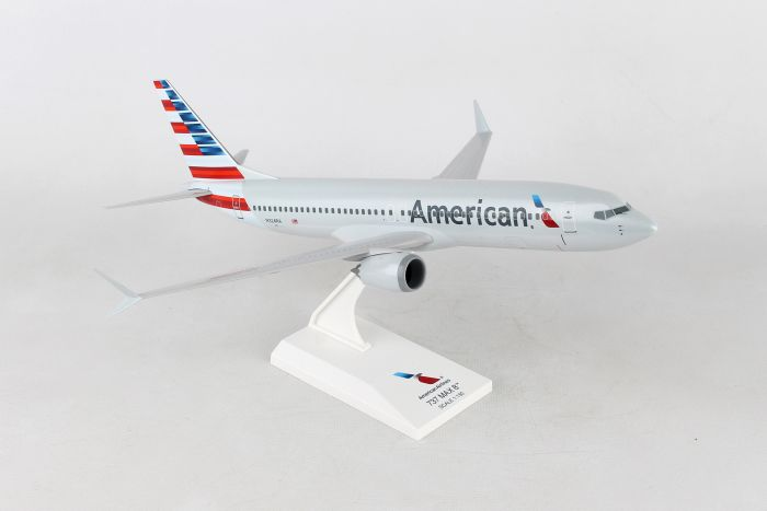 American 737MAX8  (1:130) by SkyMarks Airliners Models item number: SKR962