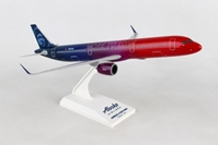 Alaska A321neo More To Love (1:150) - by SkyMarks Airliners Models item number: SKR977