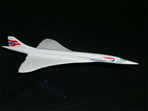 British Airways Concorde (1:250), SkyMarks Airliners Models Item Number SKR106