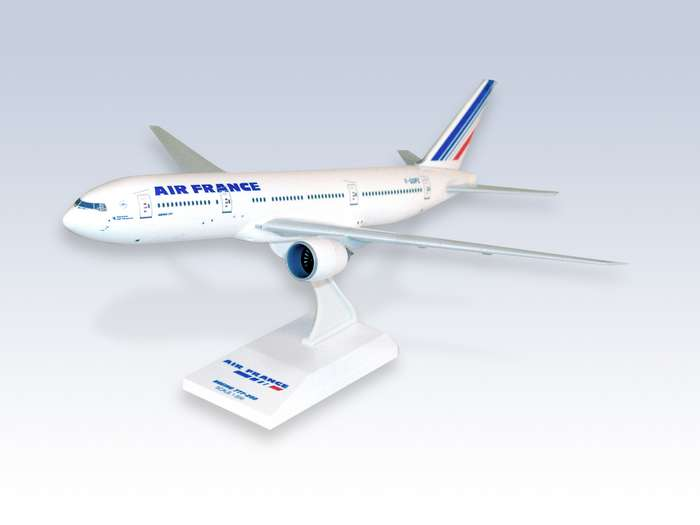 Air France B777-200 W/Gear (1:200), SkyMarks Airliners Models Item Number SKR223