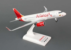 Avianca A319 (1:150) with Gear, SkyMarks Airliners Models Item Number SKR793