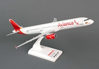 Avianca A321 (1:150) with Gear, SkyMarks Airliners Models Item Number SKR801