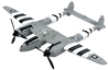 P-38 Lightning (1:60), Smithsonian Replica Series Item Number SL-P38