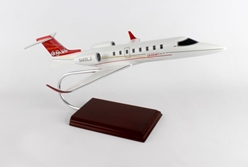 Bombardier Learjet 45 1/35 by Executive Series Display Models item number: BL45TR