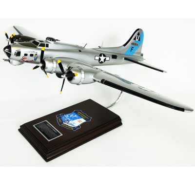 B-17G Flying Fortress (1:54), TMC Pacific Desktop Airplane Models Item Number AB17GTS