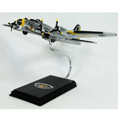 B-17G Liberty Bell (1:60), TMC Pacific Desktop Airplane Models Item Number AB17LBT