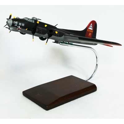 B-17G  Flying Fortress(1:72), TMC Pacific Desktop Airplane Models Item Number AB17ODT