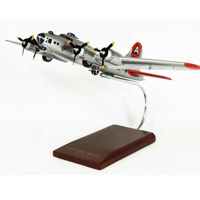 B-17G Flying Fortress(1:72), TMC Pacific Desktop Airplane Models Item Number AB17ST