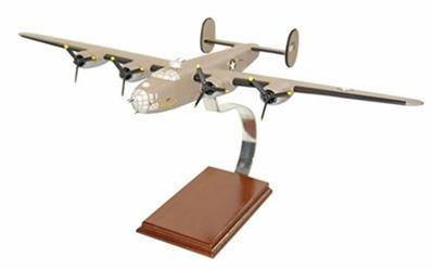 B-24D Liberator Ploesti Raid (1:62), TMC Pacific Desktop Airplane Models Item Number AB24PR